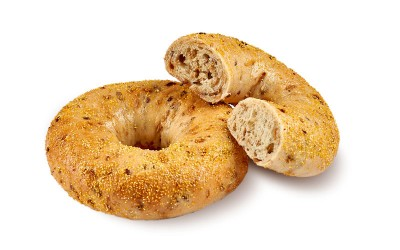 Sprossen Bagel